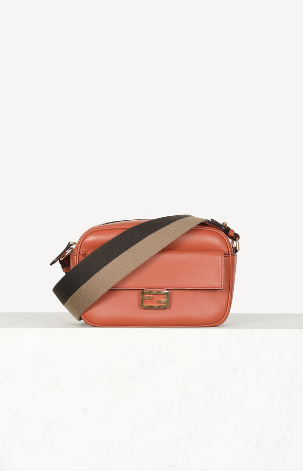 Camera Bag in orange