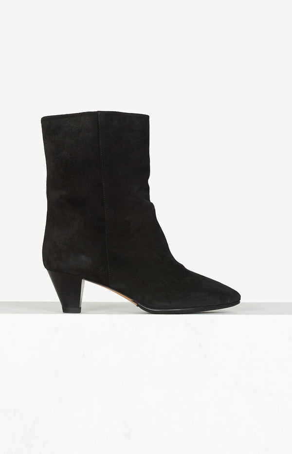 Dyna boots in black