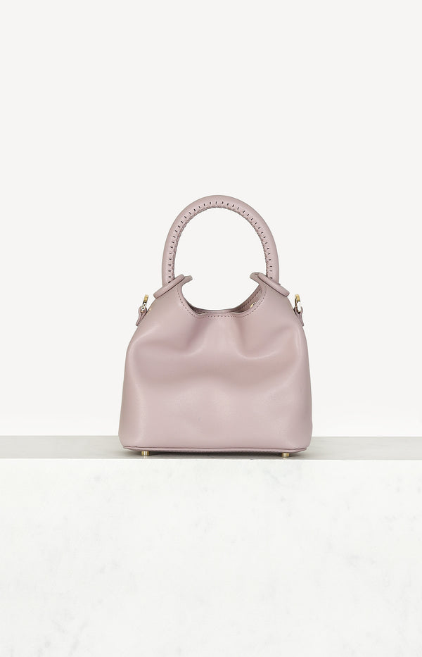 Small bag in rose