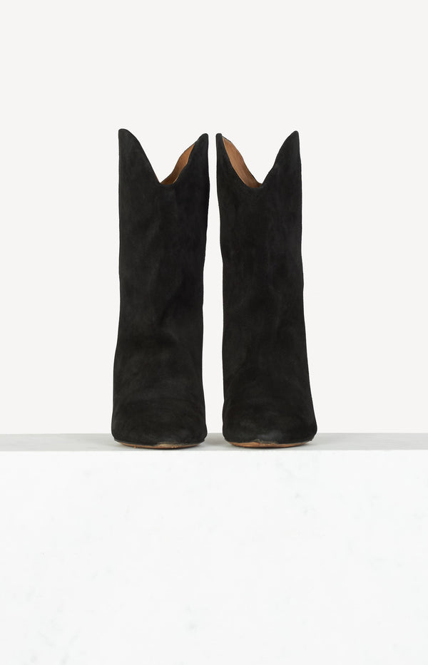 Drenky ankle boots in black