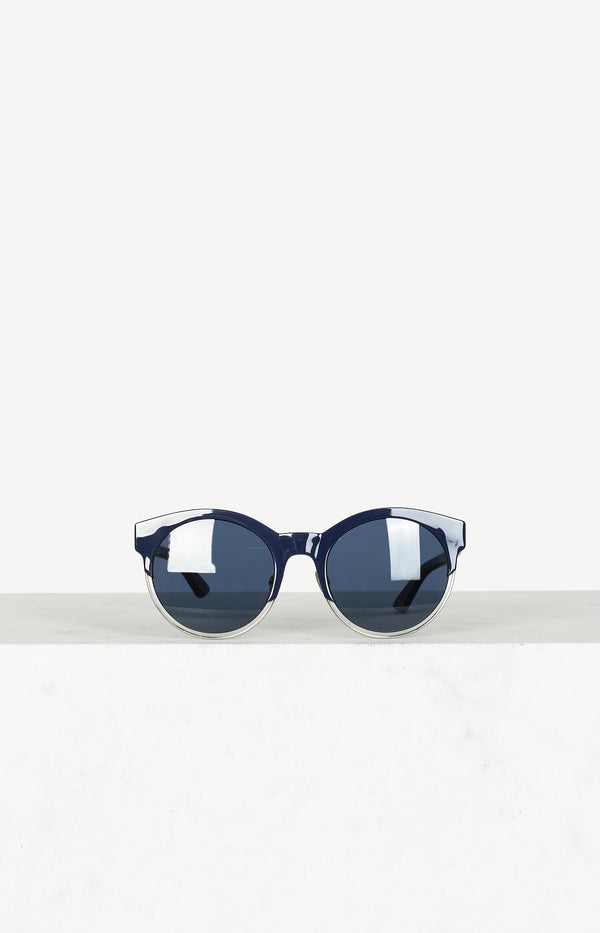 Sideral1 sunglasses in blue