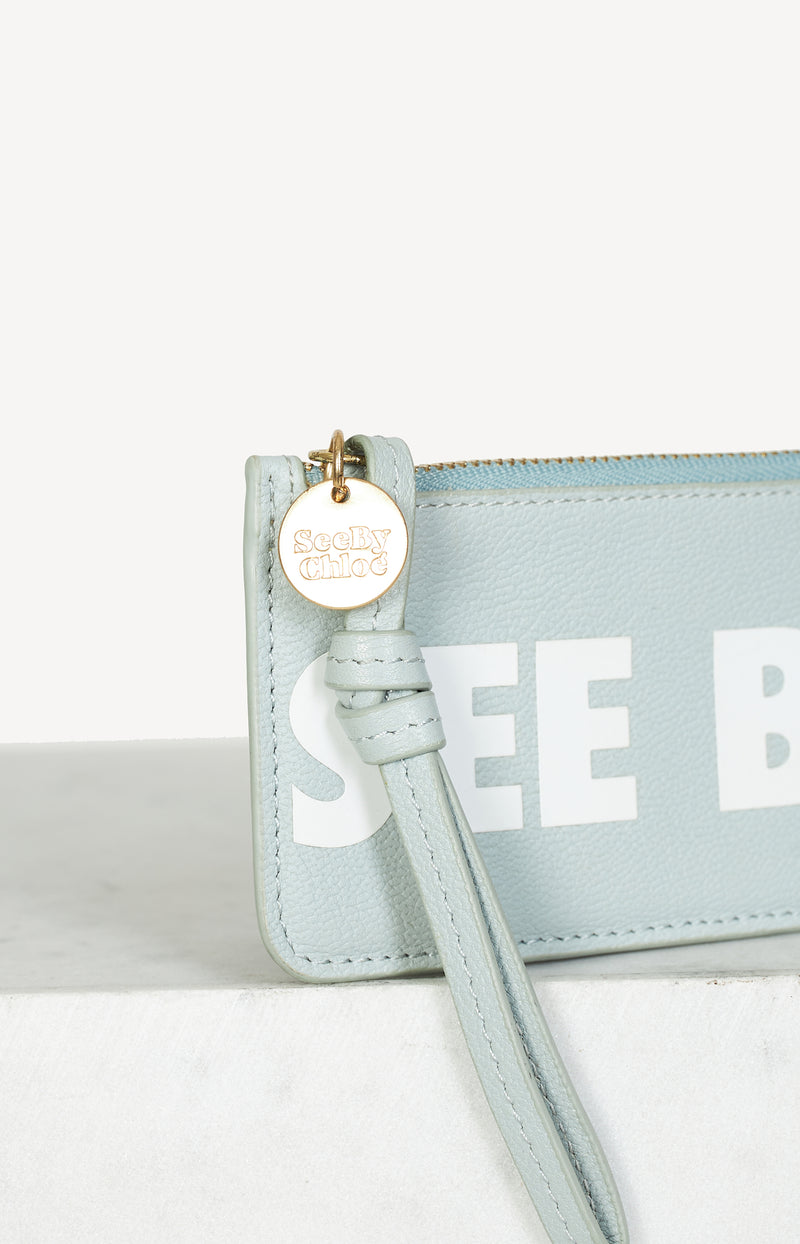 Card Holder in Mint