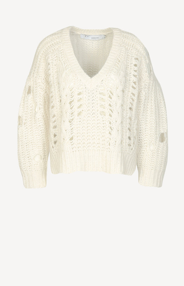 Pullover Stalwart in Off-White