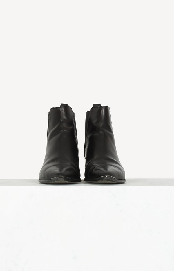 Jensen ankle boots in black