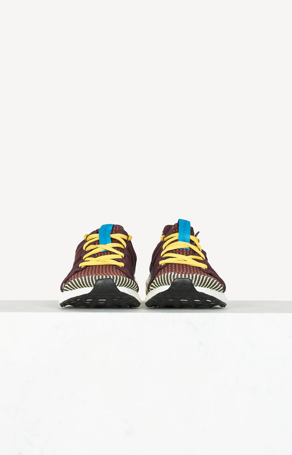 Ultra Boost sneakers in brown / multi