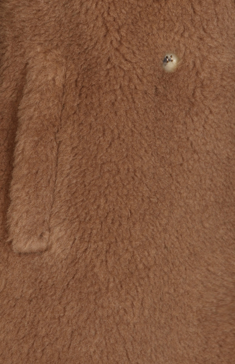 Mantel Teddy in Camel