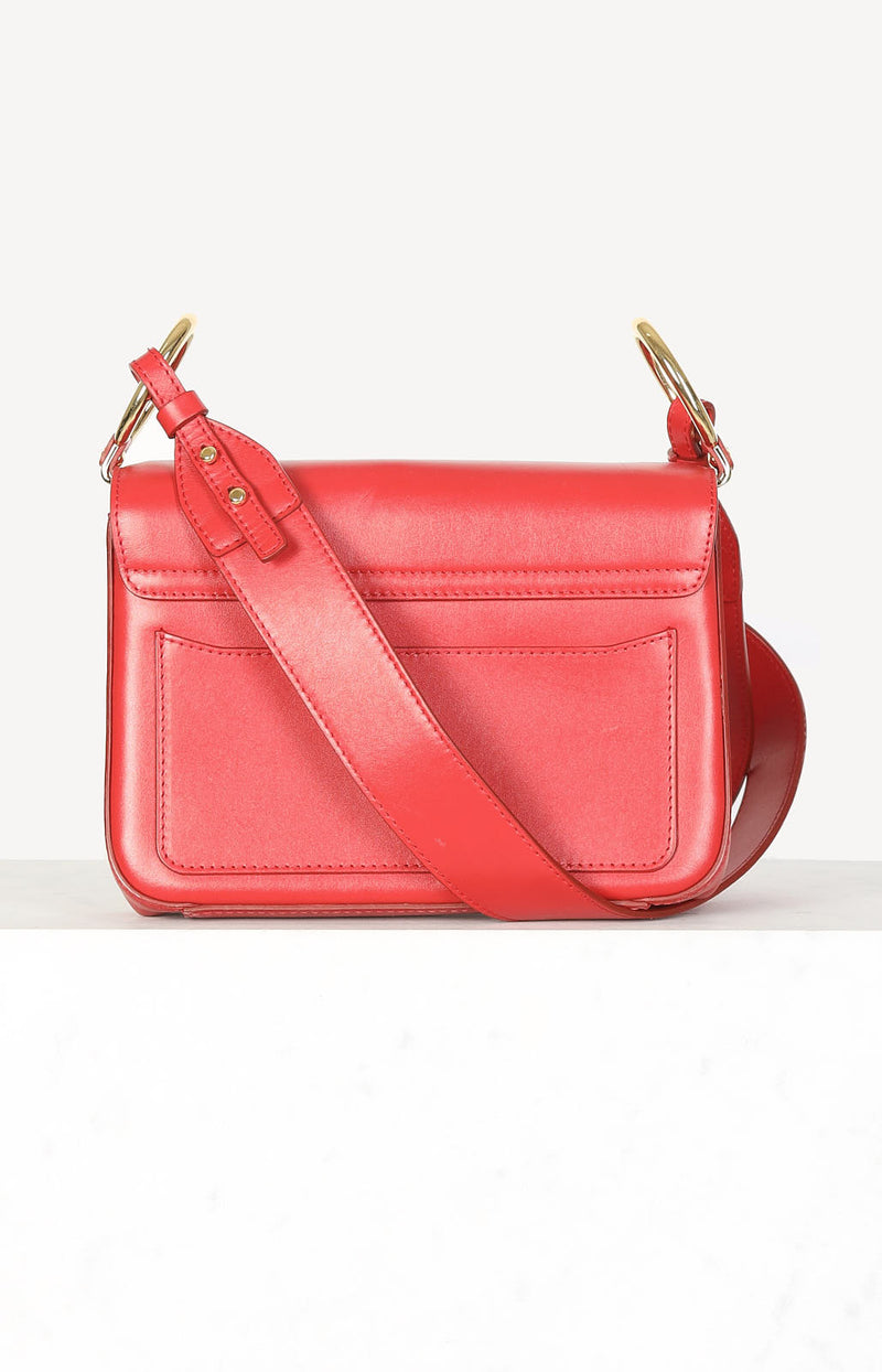 Tasche C Bag in Rot