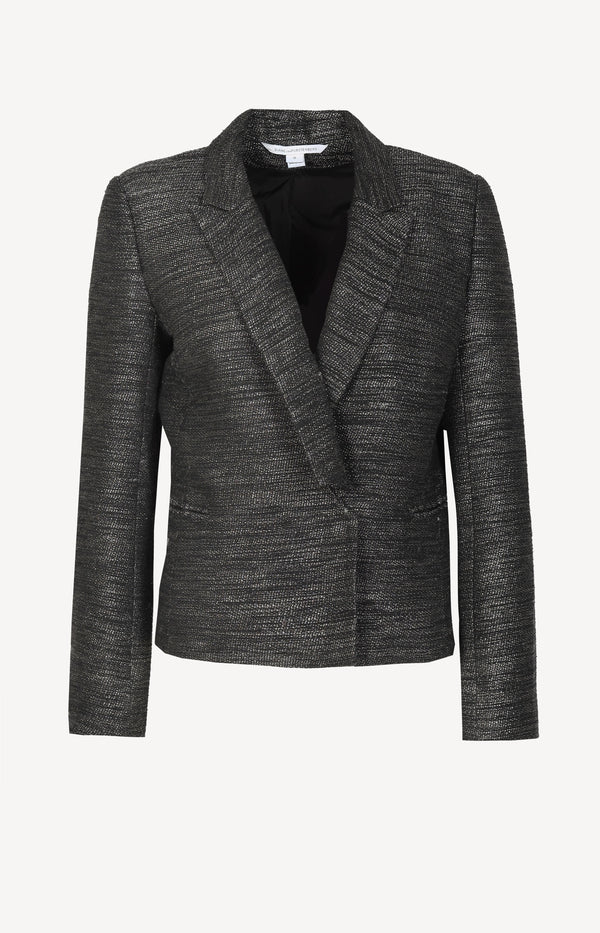 Salt 'n' Pepper blazer