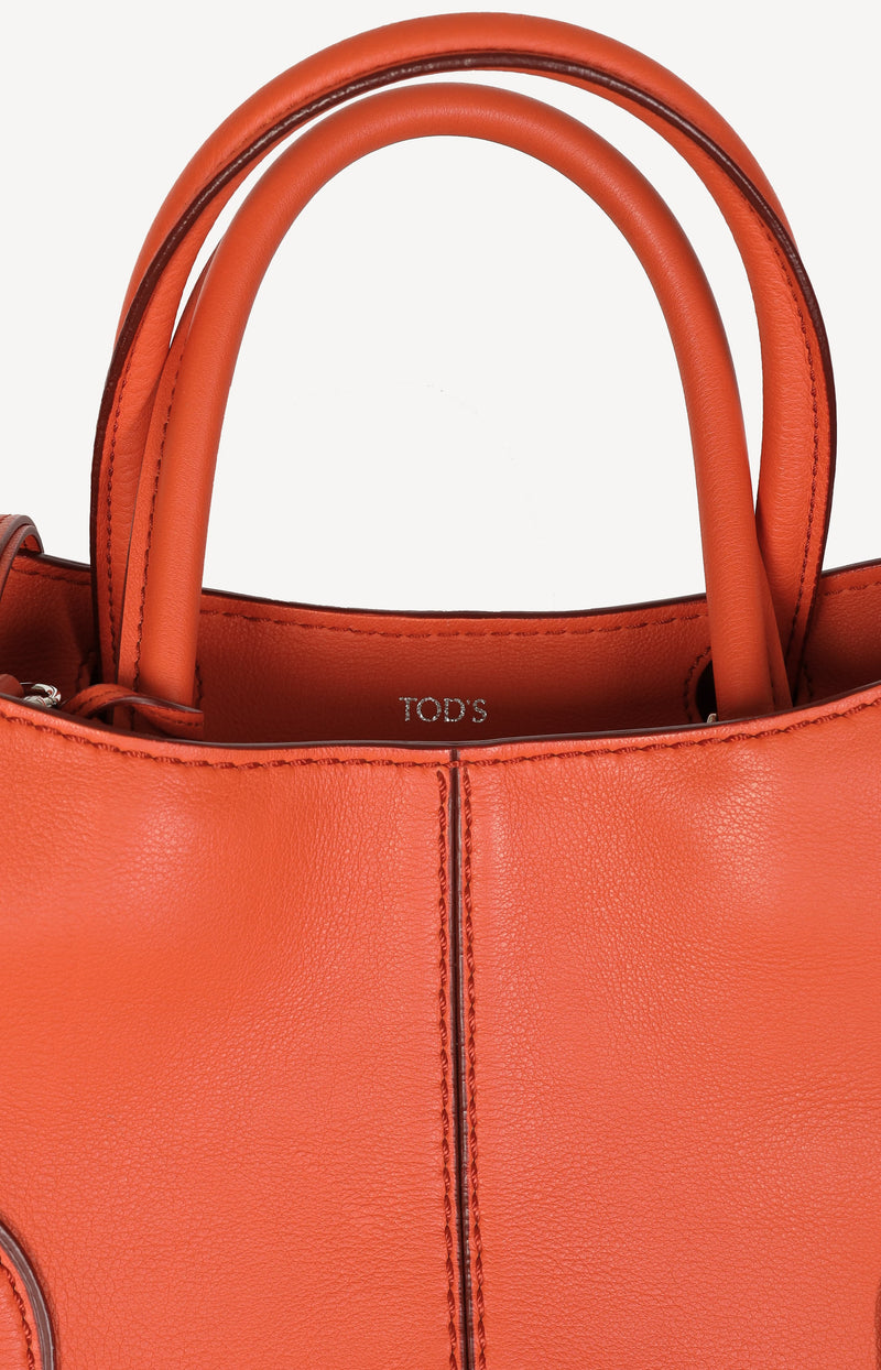 Tasche Sella Large in Orange
