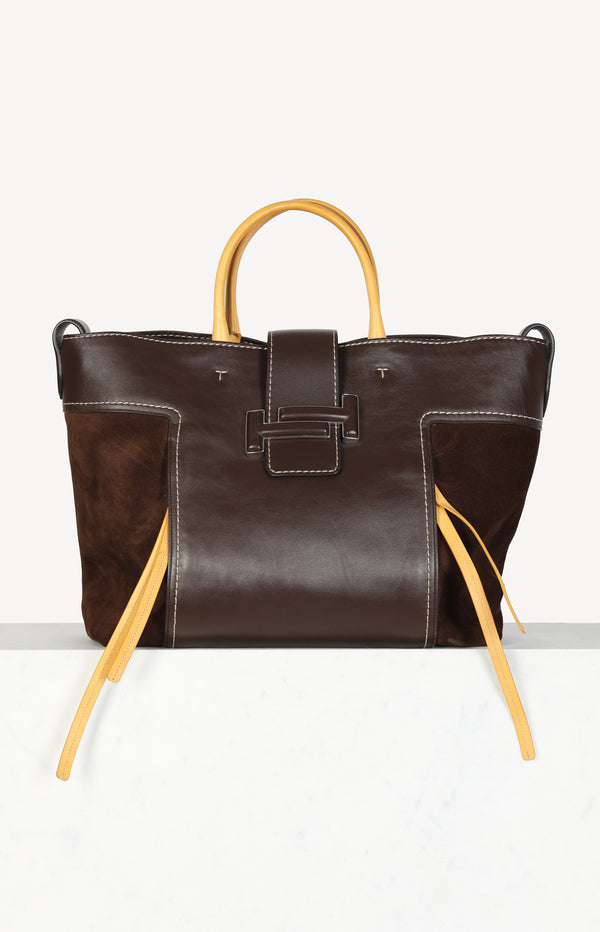 Double T Shopping Bag Large