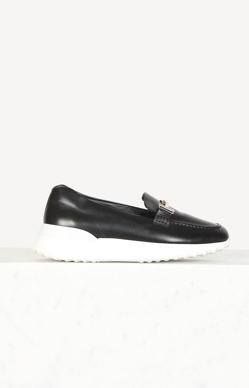 Loafer mit Double T