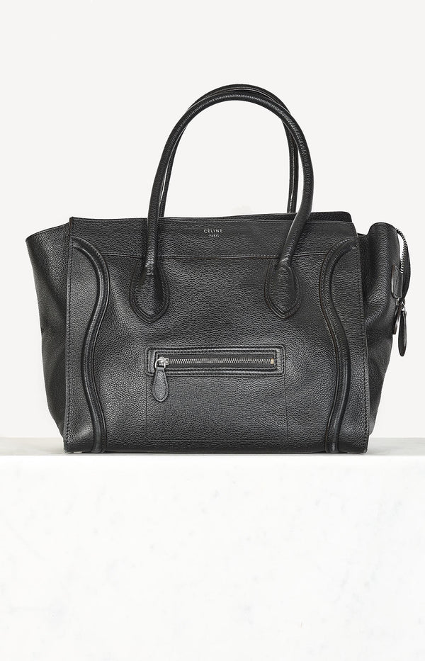 Luggage Medium bag in black