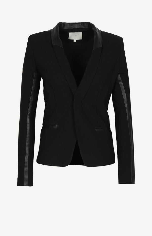 Toby blazer in black