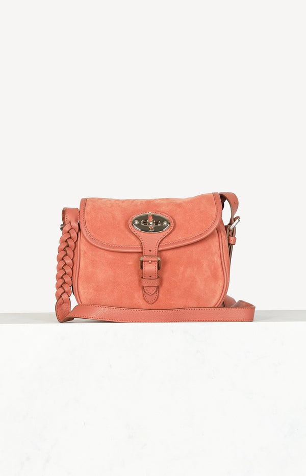 Tasche Small Delilah in Burnt Peach