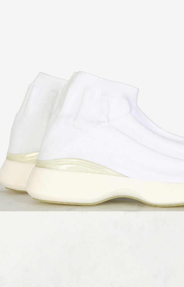 Batilda Low sneakers in white