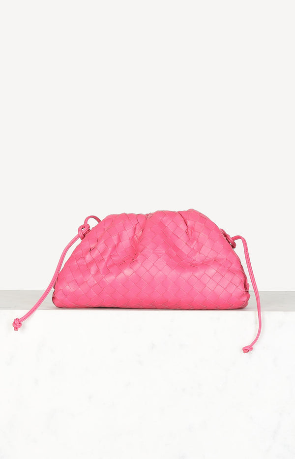 The Mini Pouch in pink