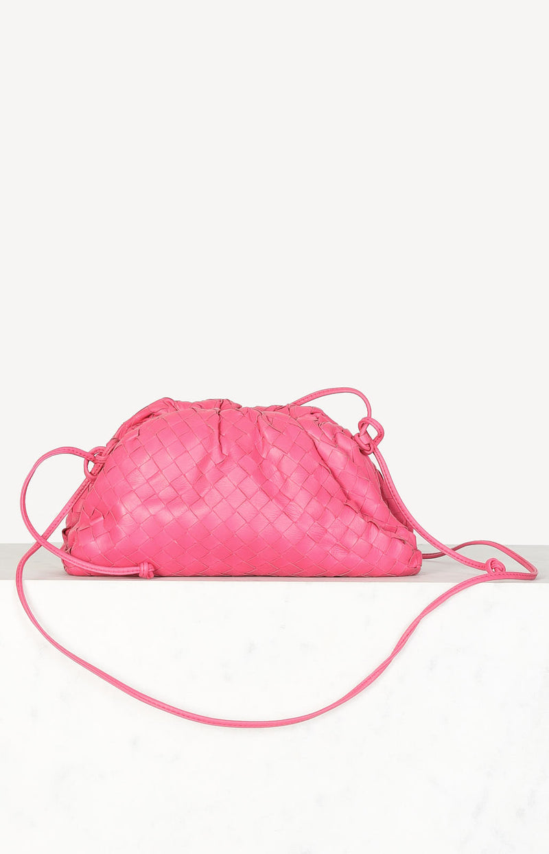 Tasche The Mini Pouch in Pink