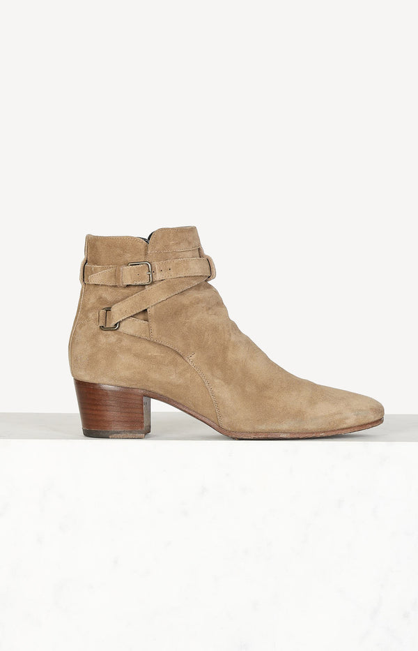 Blake Jodhpur boots in tan