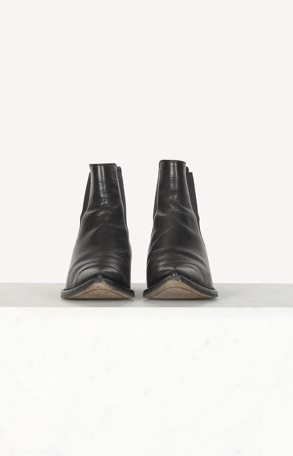 Theo boots in black