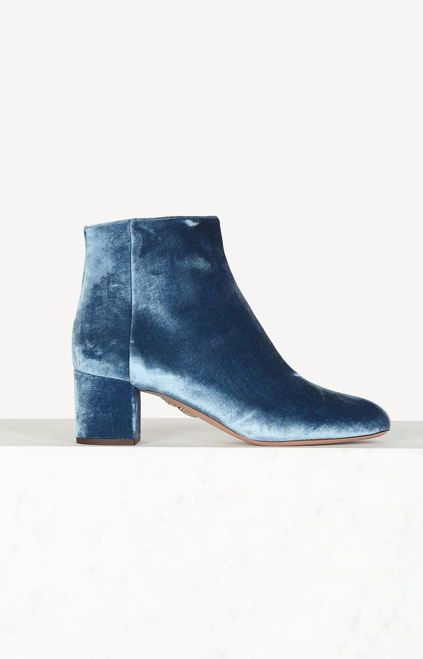 Bootie Brooklyn in Ocean Blue