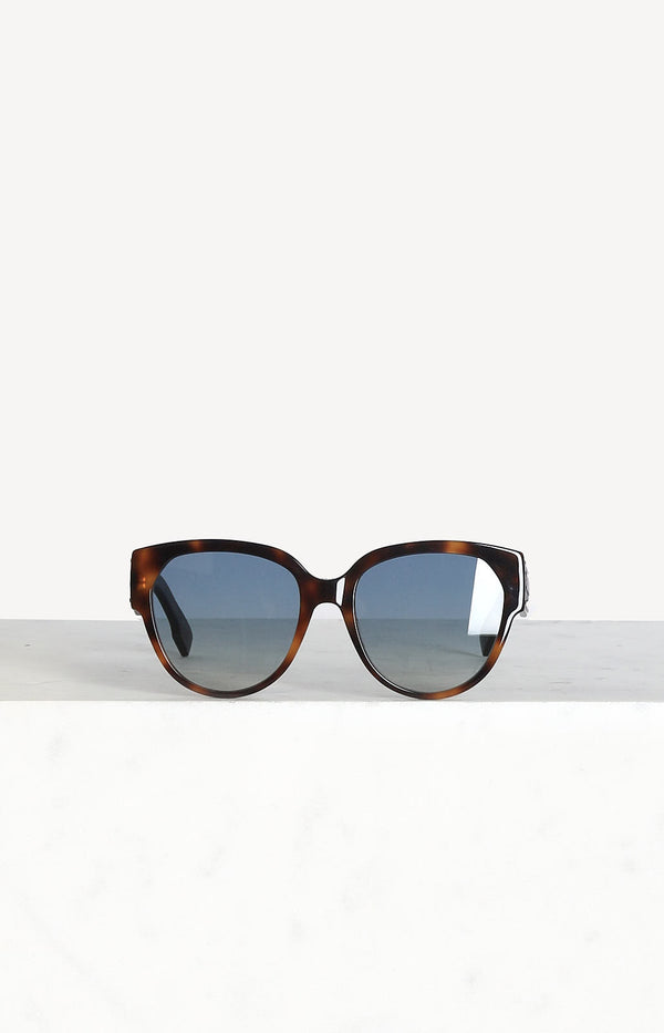 DiorID2 sunglasses in Dark Havana