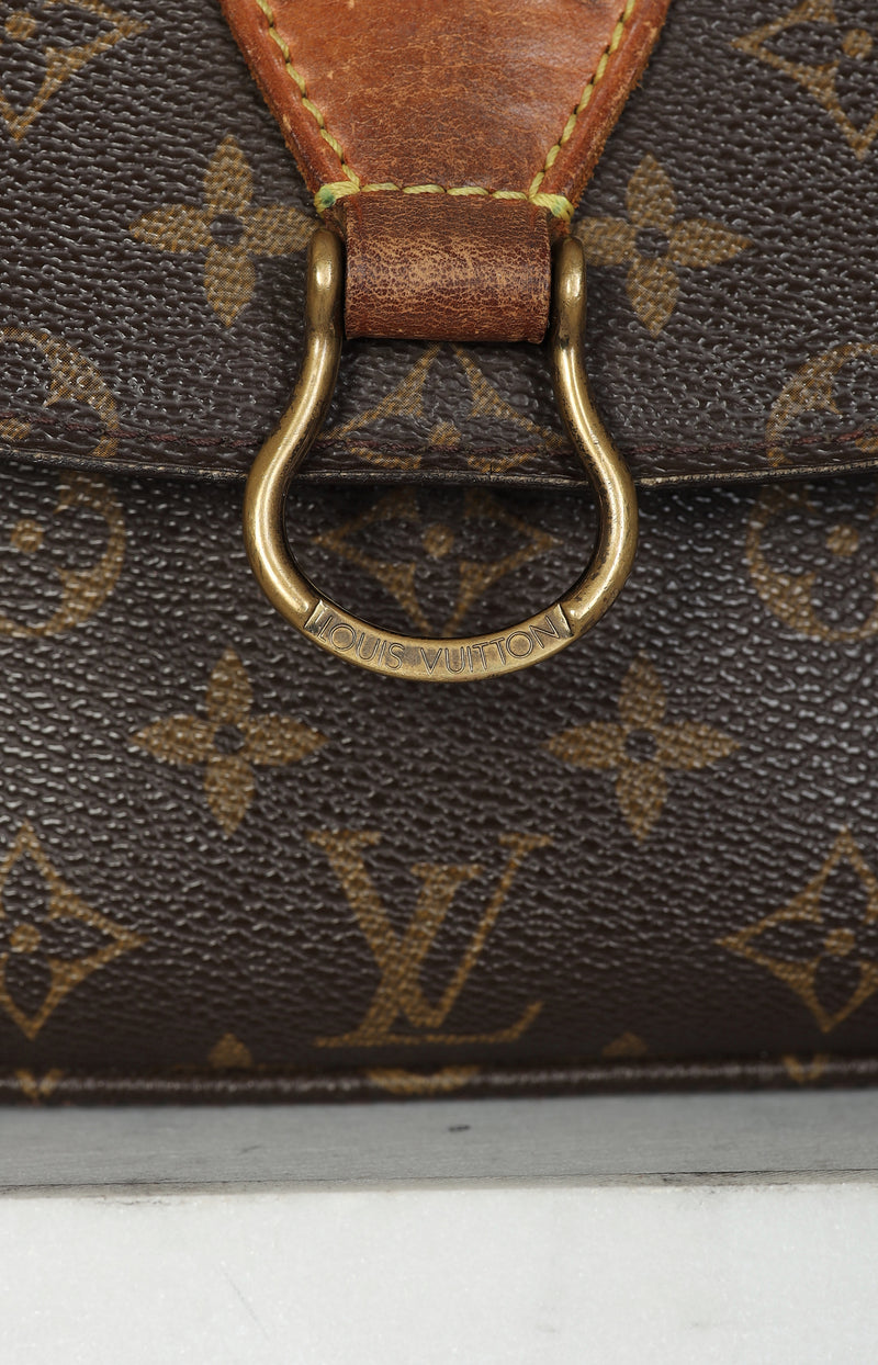 Vintage Tasche Saint Cloud Monogram Canvas