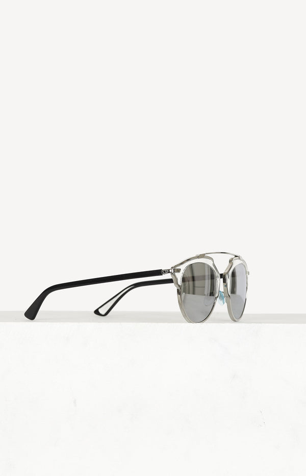 So Real sunglasses in silver