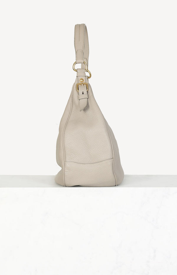 Hobo Bag in Beige