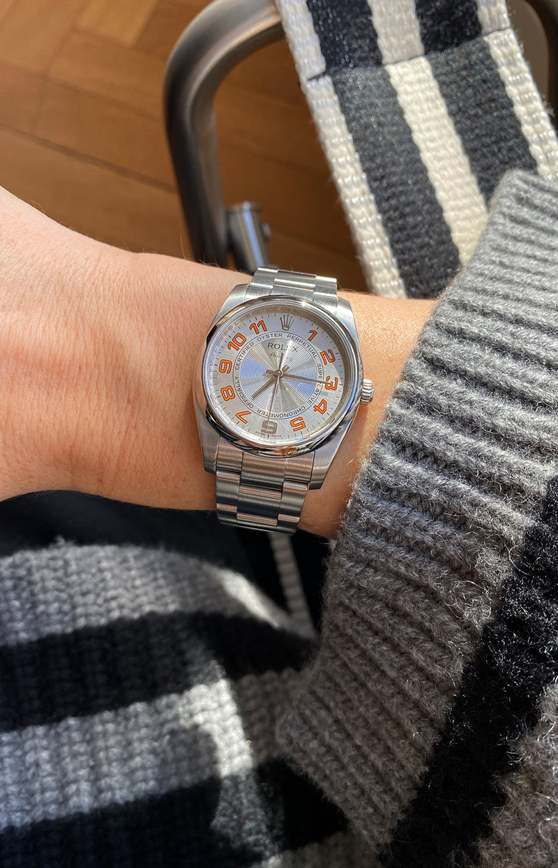 Uhr Oyster Perpetual Air King