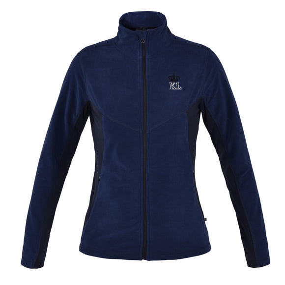 Kingsland Arkinson Micro Fleece Jacket - Blue Depths