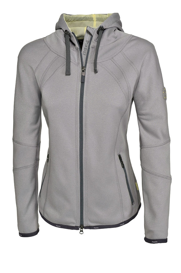 Pikeur Valerie Sporty Jacket - Light Grey Melange