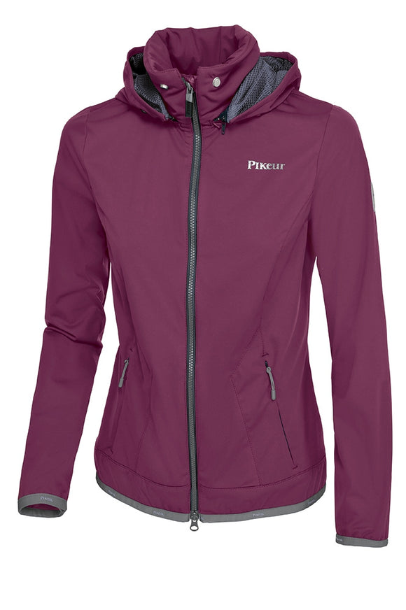 Pikeur SS18 Wakita Lighweight Softshell Jacket - Grapevine