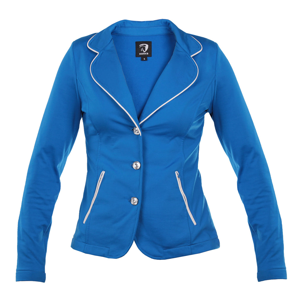 HORKA Jr-Competition Competition Jackets - Royal Blue