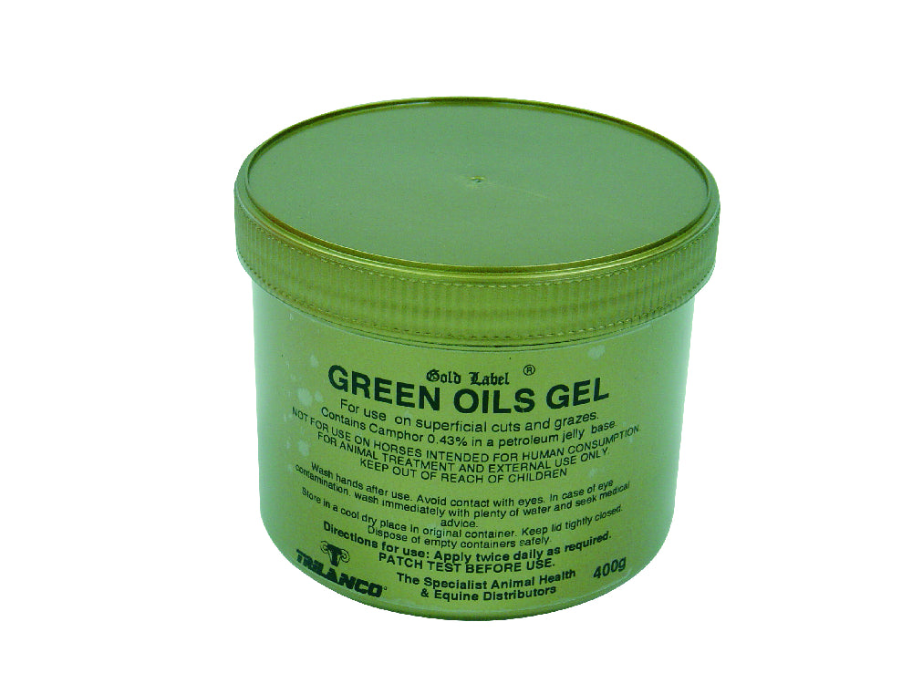 Gold Label Green Oils Gel - 400 g