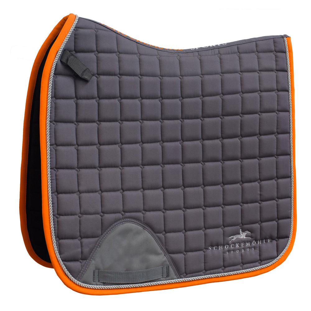 Schockemohle Dressage Power Pad - Graphite