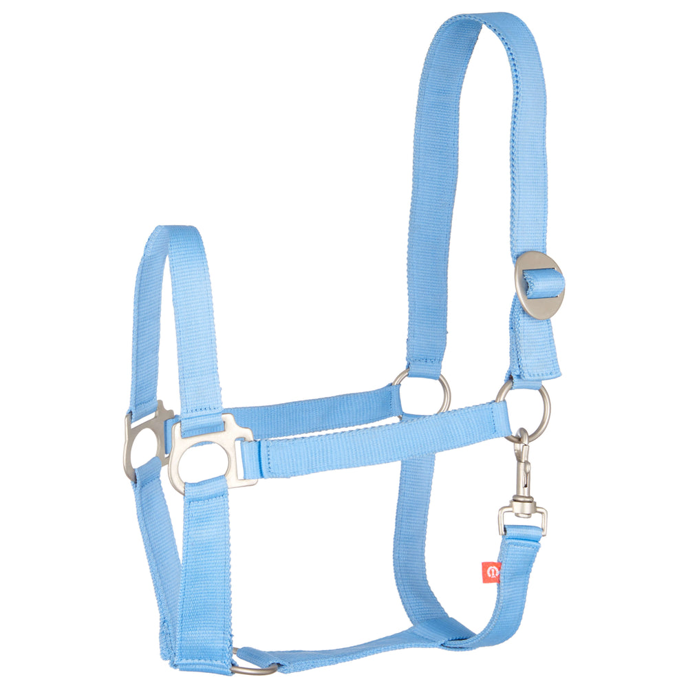 Imperial Riding Halter Nylon Economic Blue Breeze