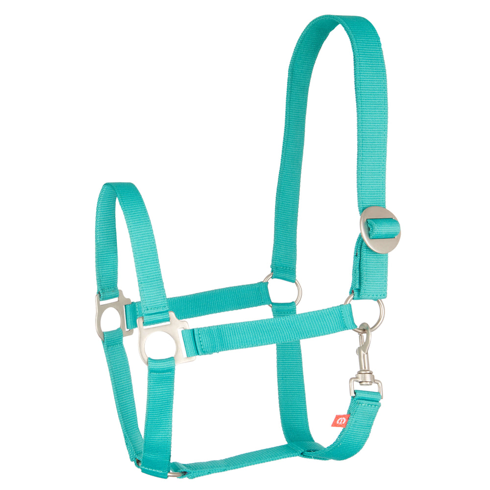 Imperial Riding Halter Nylon Economic Jade