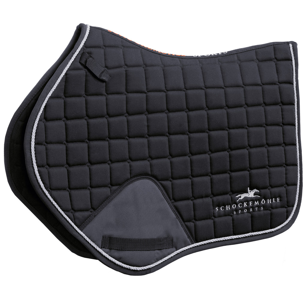 Schockemohle Jumping Power Pad - Black