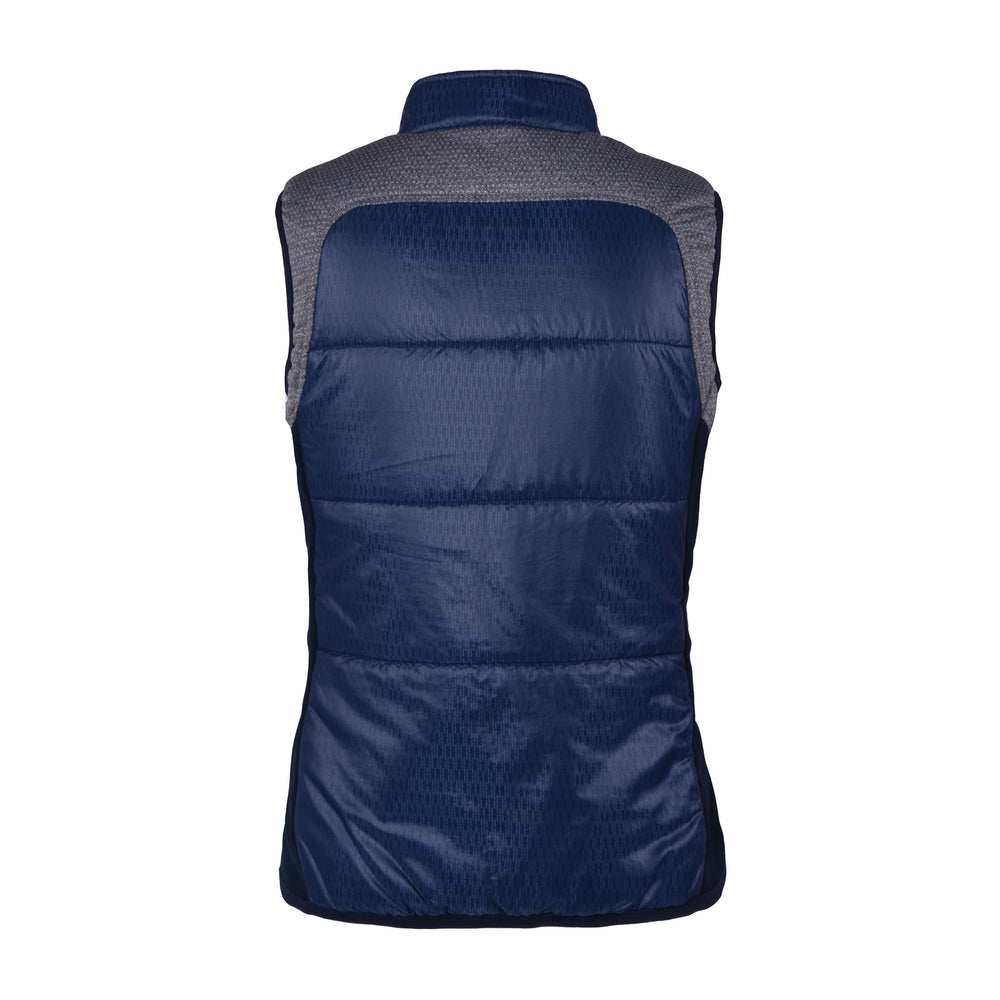 Kingsland Vidalia Body Warmer- Navy