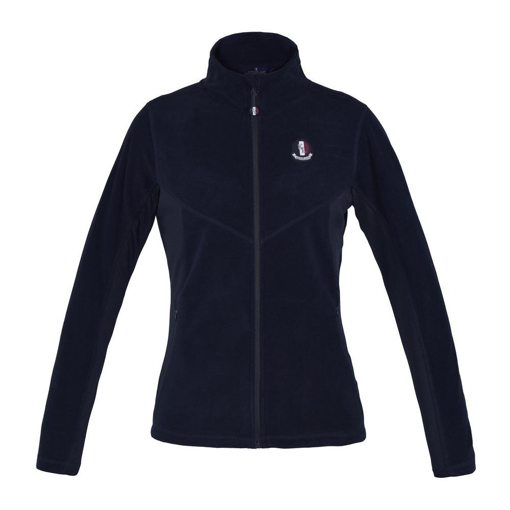 Kingsland Paige Micro Fleece Ladies Jacket - Navy