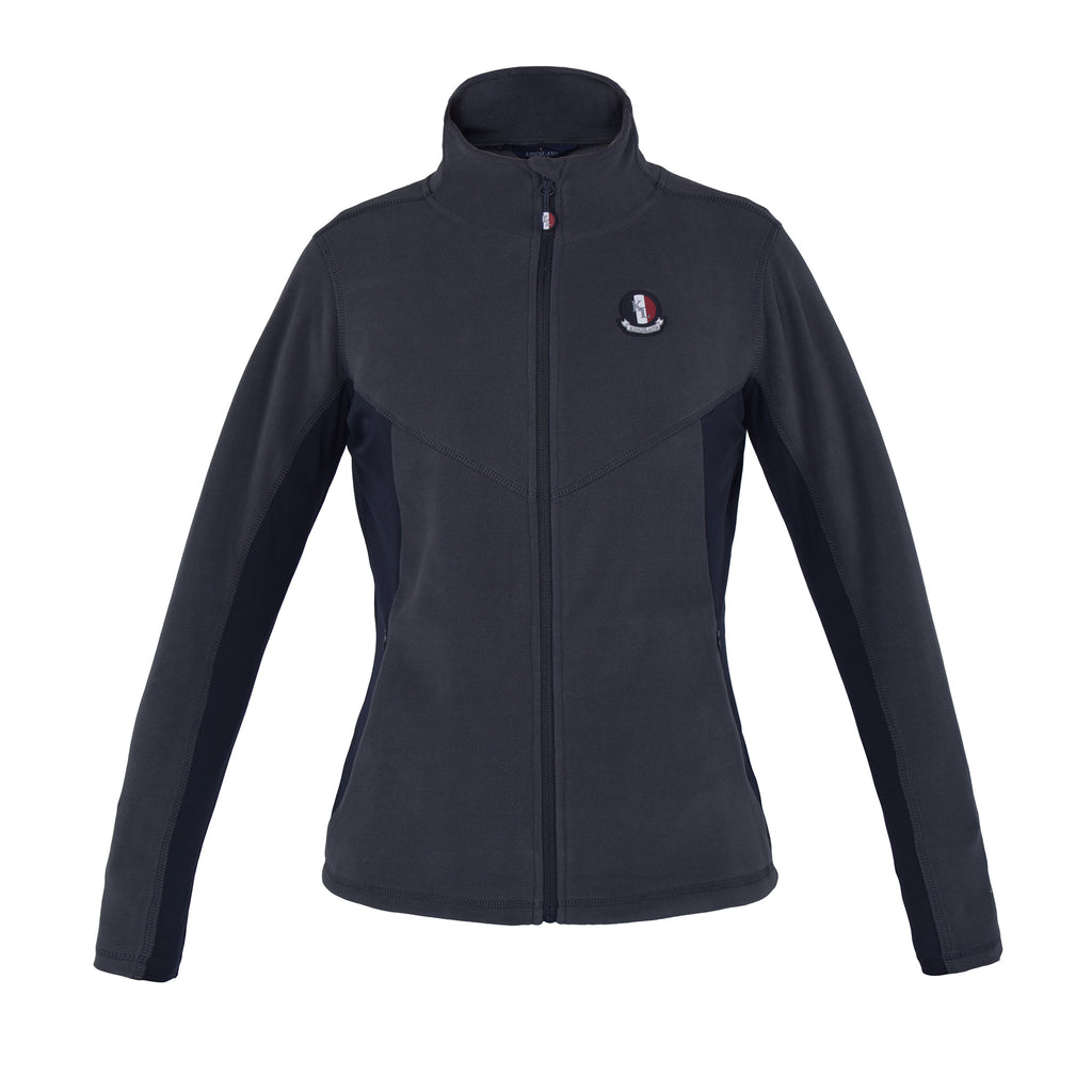 Kingsland Paige Micro Fleece Ladies Jacket - Grey