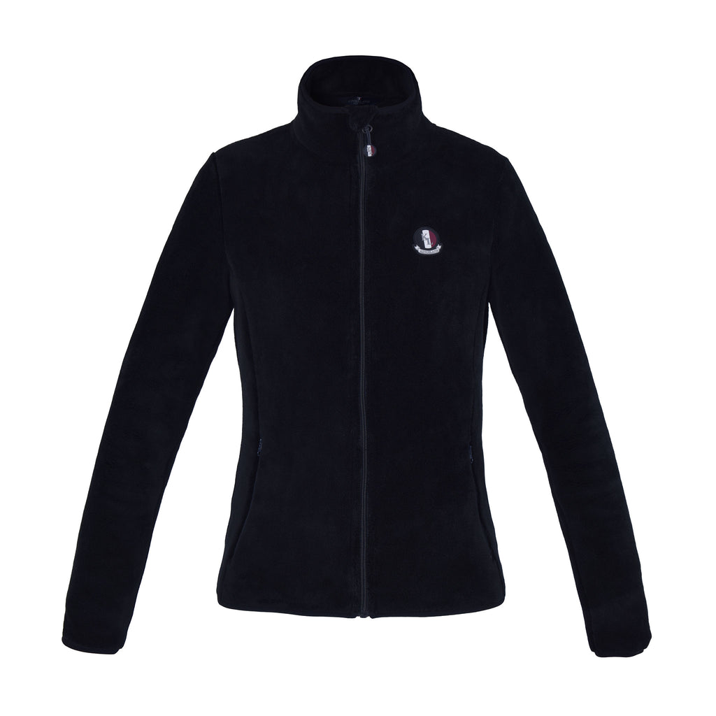 Kingsland Zoes Thick Cosy Fleece Jacket - Navy