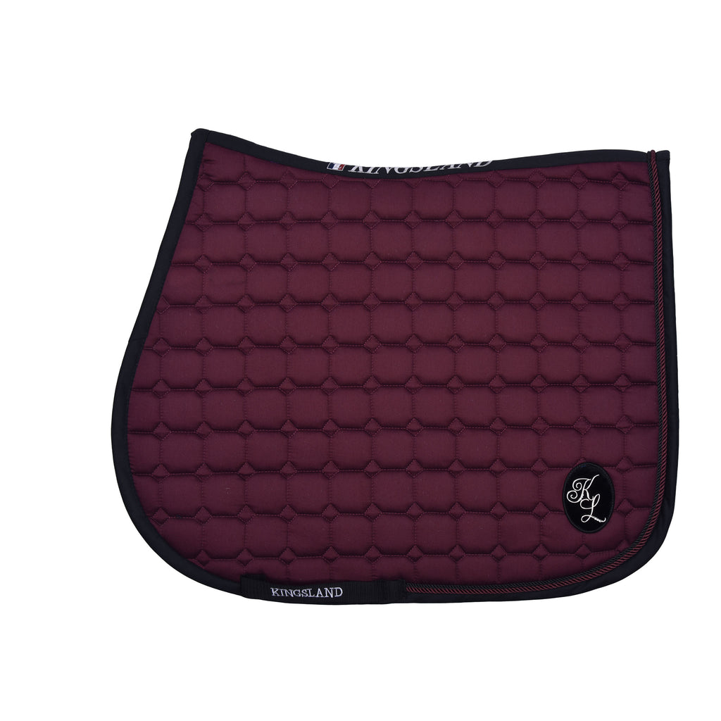 Kingsland Demi Saddlepad - Port Royal