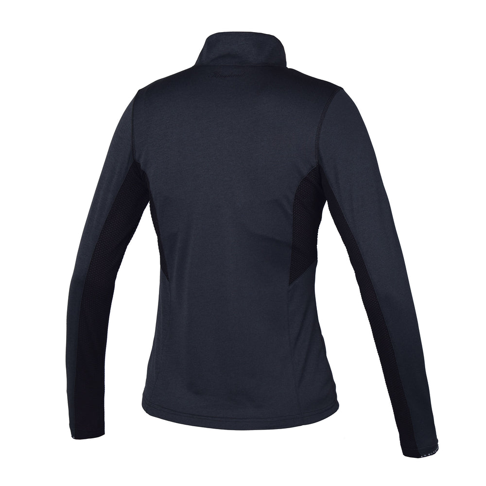Kingsland Nequen Training Shirt - Charcoal Melange