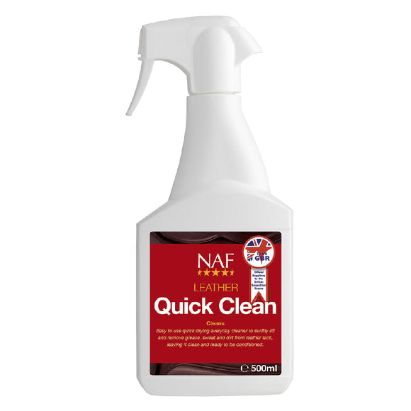 NAF Leather Quick Clean - 500ml