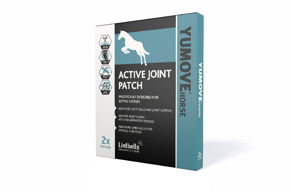 Lintbells Yumove Horse Active Joint Patch - 2 Pack