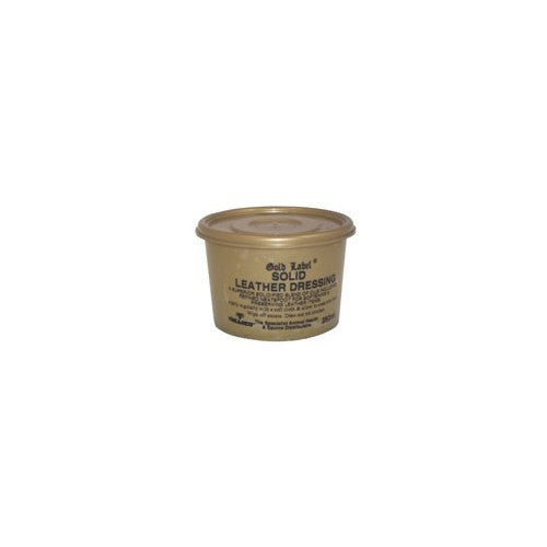 Gold Label Solid Leather Dressing - 250ml