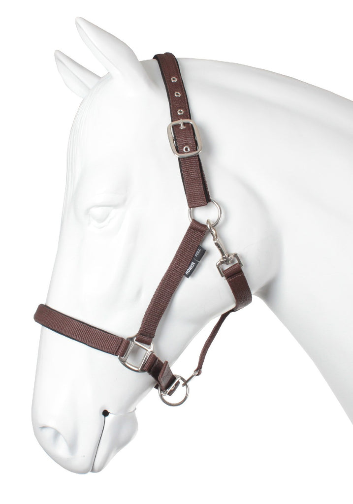 Horka Nubuck Head Collar - Brown