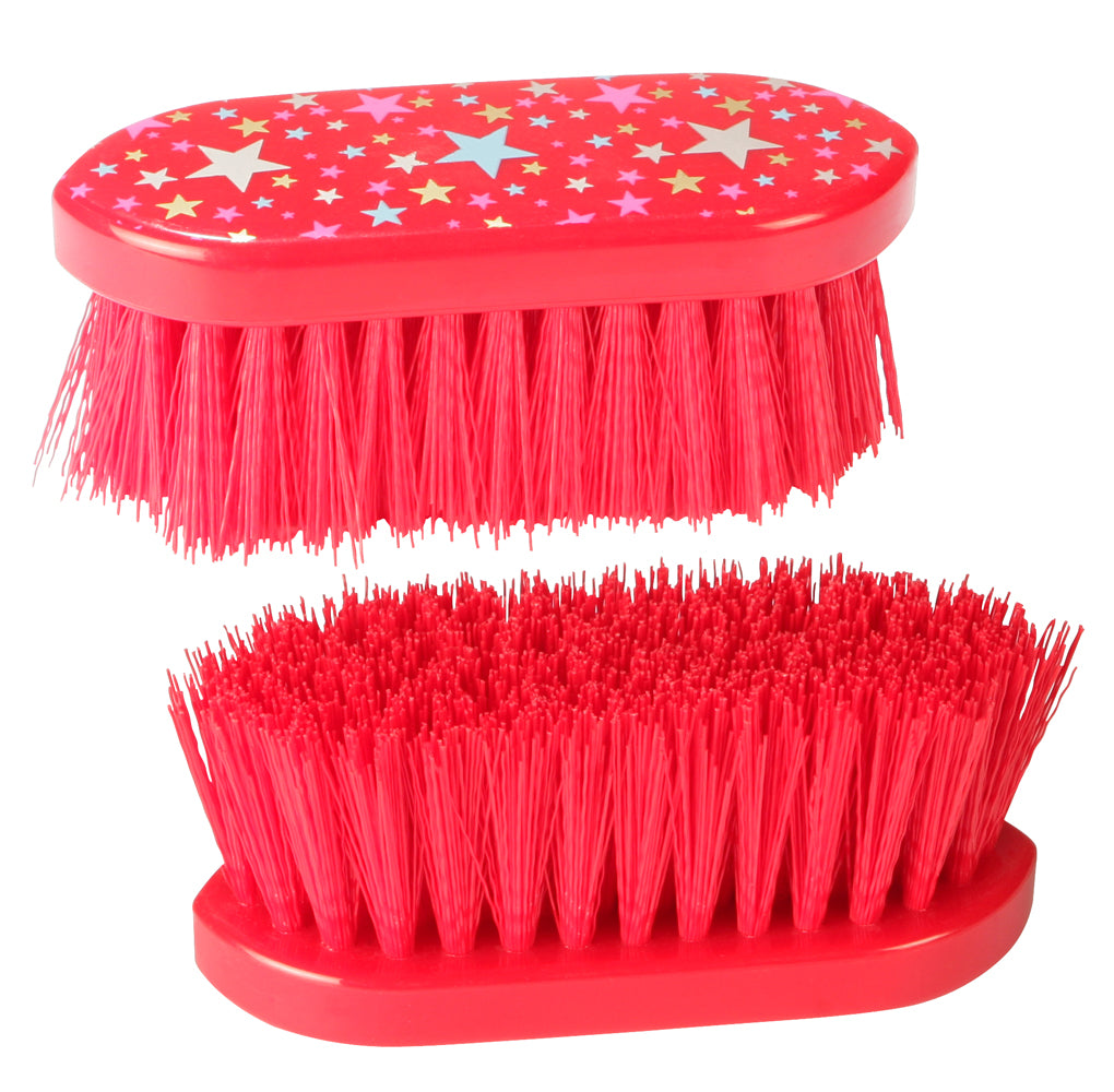 PFIFF Dandy Brush Magical Stars - Red
