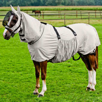 Horze Sweet-Itch Fly Rug
